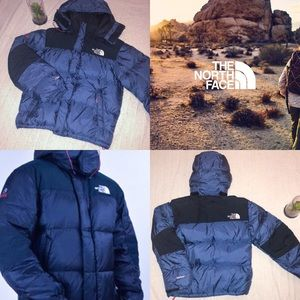 NORTH FACE | retro 700 down puffer | size 90/S